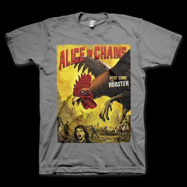 Alice In Chains Killer Rooster T-Shirt