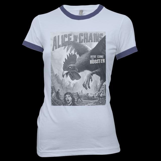 Alice In Chains Killer Rooster Jr T-Shirt