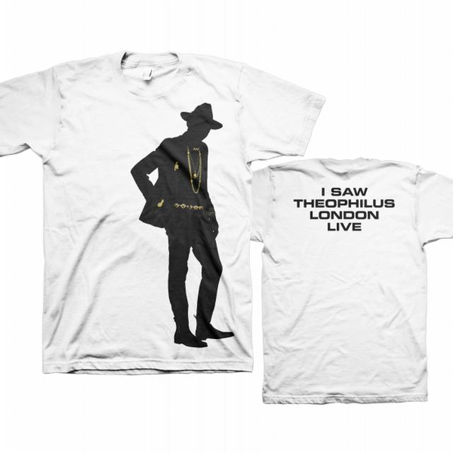 I Saw Theophilus London Live T-Shirt