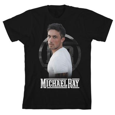 Michael Ray Cut Out Photo T-Shirt
