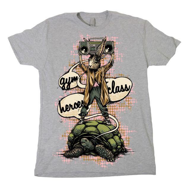 Gym Class Heroes Tortoise T-Shirt