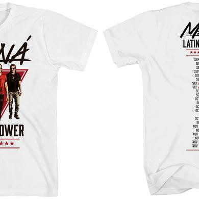 Maná Walking 2016 Tour T-Shirt