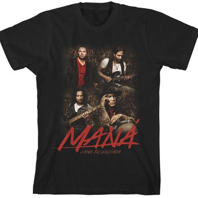 Mana Photo Collage T-Shirt