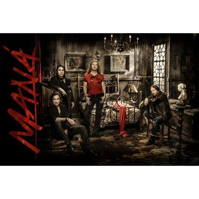 Maná Down and Dirty Poster