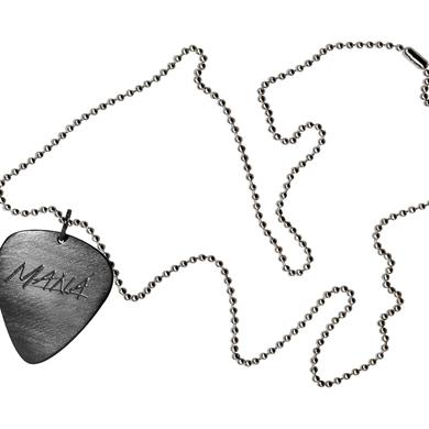 Maná Guitar Pick Necklace