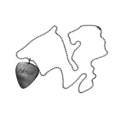 Maná Guitar Pick Necklace