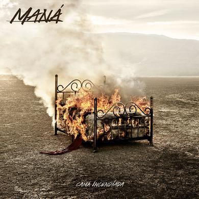 Mana Cama Incendiada (Vinyl)