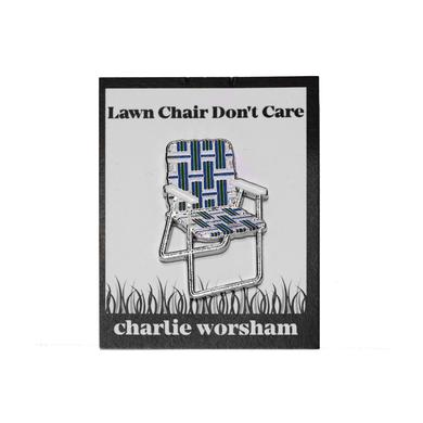 Charlie Worsham Lawn Chair Lapel Pin