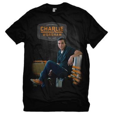 Charlie Worsham Gritty Photo T-Shirt