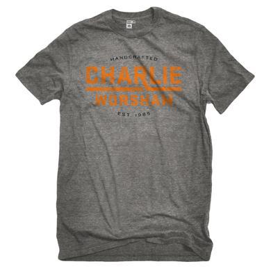 Charlie Worsham Logo T-Shirt