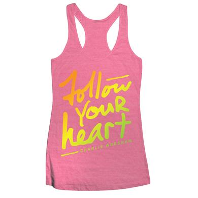 Charlie Worsham Follow Your Heart Tank Top