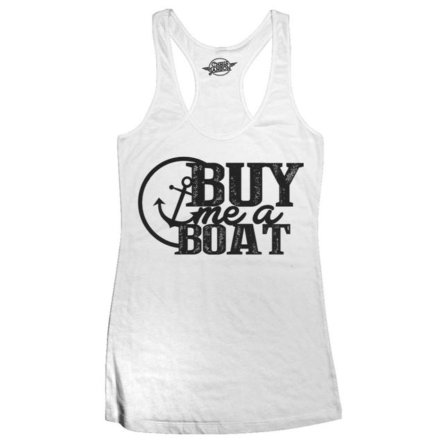 Chris Janson Buy Me A Boat Tank Top