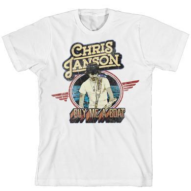 Chris Janson Vintage Wings T-Shirt