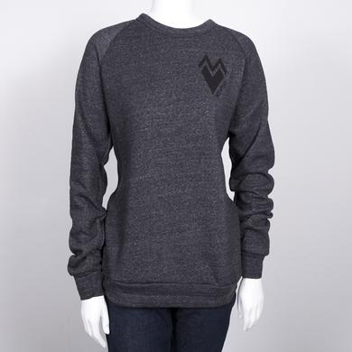 Meg Myers Pocket Logo Crewneck Sweatshirt