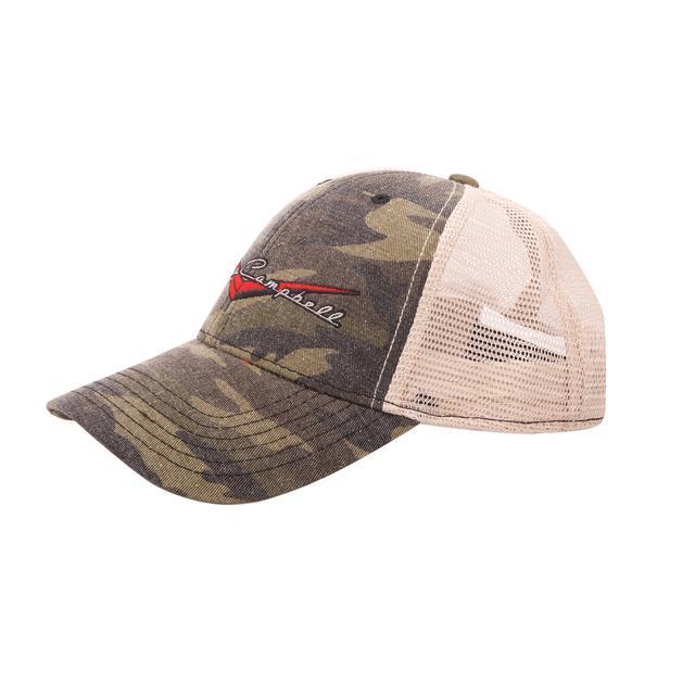 Craig Campbell Camo Retro Ride Custom Hat
