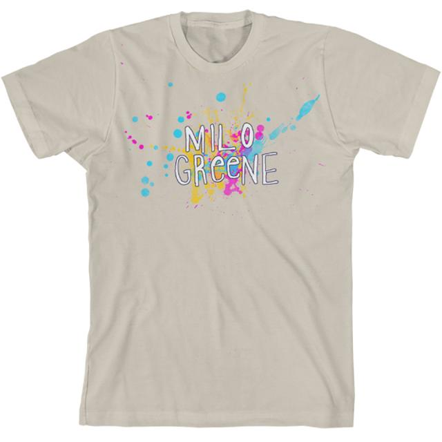 Milo Greene Splatter T-shirt