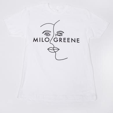 Milo Greene Two Faced T-Shirt
