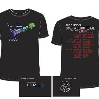 Eric Clapton Crossroads 2013 Event T-Shirt