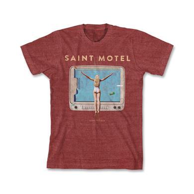 Saint Motel Saintmotelevision T-Shirt
