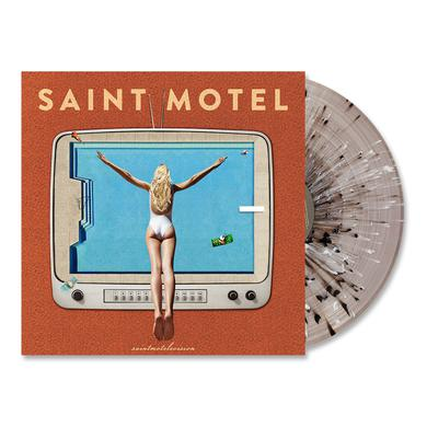 Saint Motel saintmotelevision (Splatter) vinyl