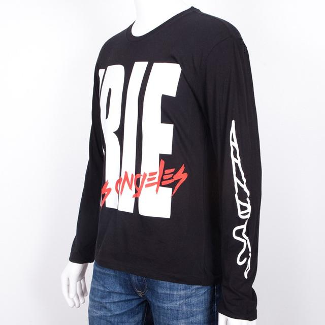 Ty dolla ign irie los angeles long sleeve shirt for Los angeles long sleeve shirt