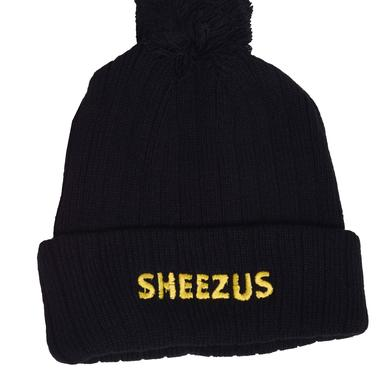 Lily Allen Sheezus Bobble Hat