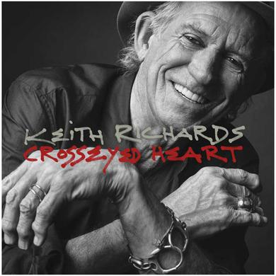 Keith Richards Crosseyed Heart LP (Vinyl)