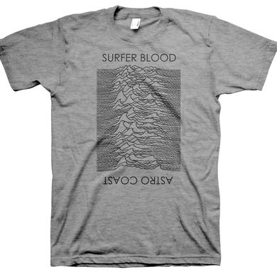 Surfer Blood Astro Coast T-Shirt