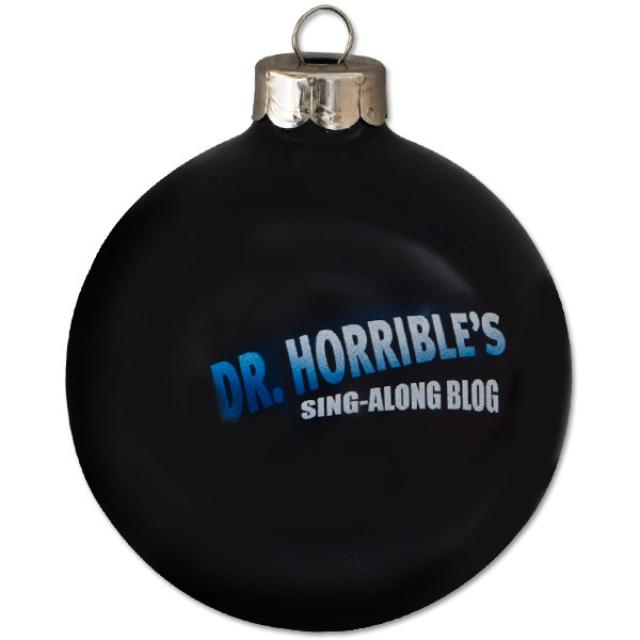 Dr. Horrible Dr Horrible™ Sing-Along Blog Ornament