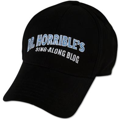 Dr. Horrible™ Sing-Along Black Hat