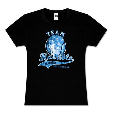 Dr. Horrible™ Team Horrible Distressed Women's T-Shirt