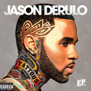 Jason Derulo Tattoos EP Digital Album (Vinyl)