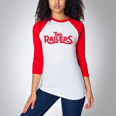 The Railers Baseball T-Shirt
