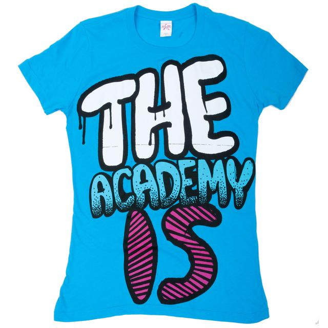 The Academy Is... Turquoise T-Shirt