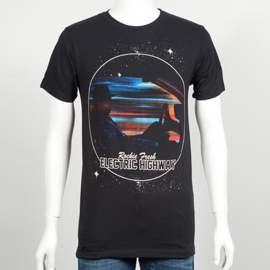 Rockie Fresh Electric Highway Retro T-Shirt