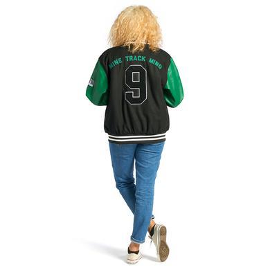 Charlie Puth Nine Track Mind Custom Varsity Jacket