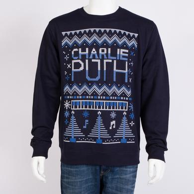 Charlie Puth Holiday Sweater