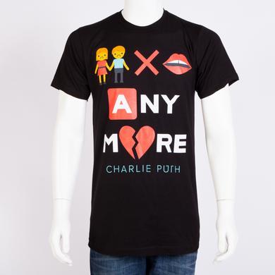 Charlie Puth Emoji Talk T-Shirt