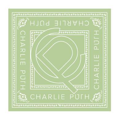 Charlie Puth CP Classic Bandana (Green)
