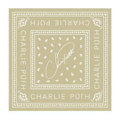 Charlie Puth CP Classic Bandana (Tan)
