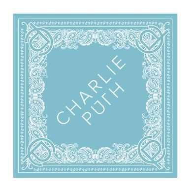 Charlie Puth CP Classic Bandana (Blue)