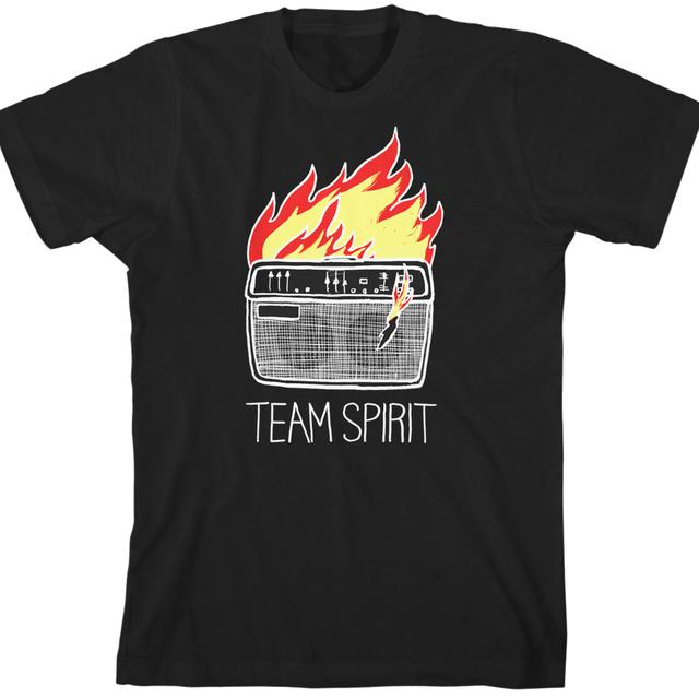 Team Spirit Amp Unisex T-Shirt