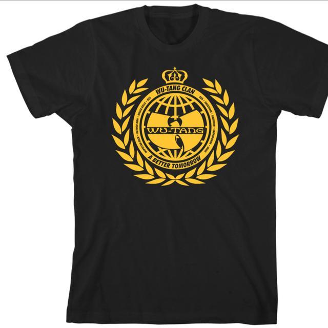 Wu-Tang Clan A Better Tomorrow Crest Shirt