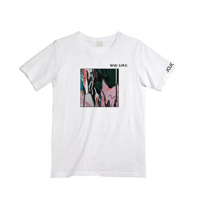 """JoJo """"Mad Love."""" Slim Fit T-Shirt"""