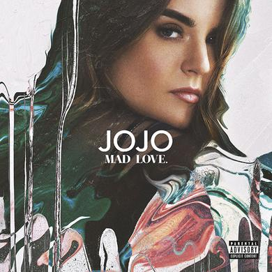 JoJo Mad Love. CD