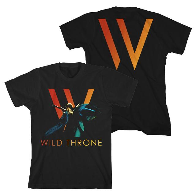 Wild Throne Big W T-Shirt
