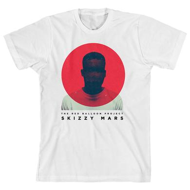 Skizzy Mars T-Shirt | Red Balloon