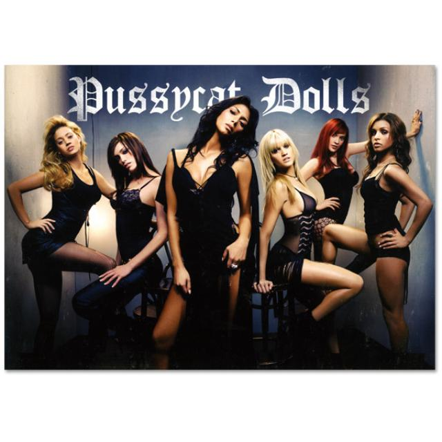 Pussycat Dolls PCD Photo Book