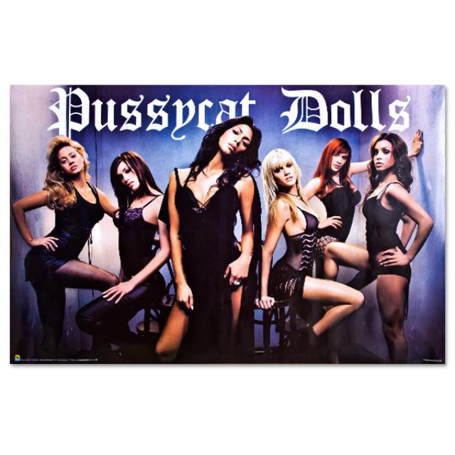 Pussycat Dolls PCD Group Photo Poster