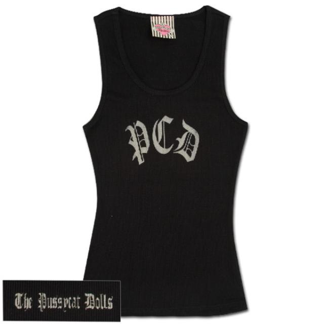 Pussycat Dolls PCD Logo Ladies Tank